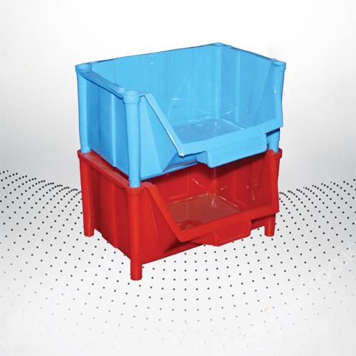 پالت پلاستیکی 130×190×230 میلیمتری