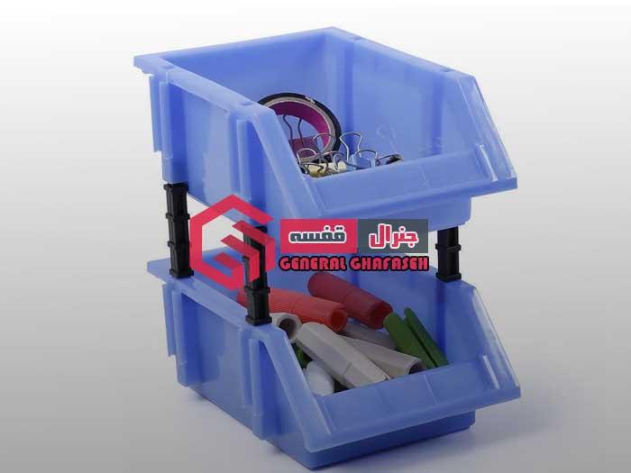 پالت پلاستیکی 135×170×270میلیمتری
