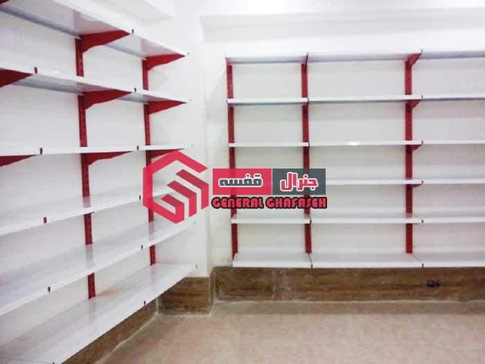 قفسه فروشگاهی دیواری